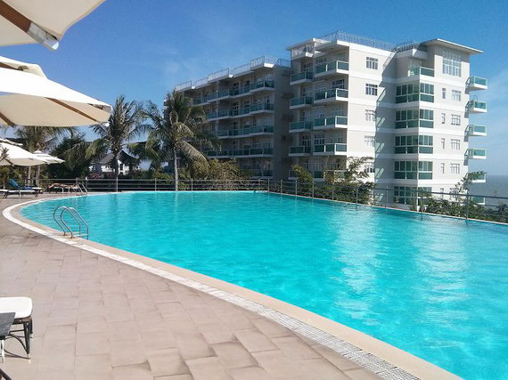 Mui Ne Apartmenthaus mit Pool