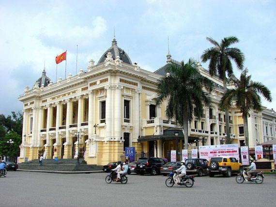 Hanoi Opernhaus