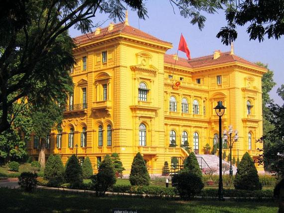 Hanoi Regierungssitz