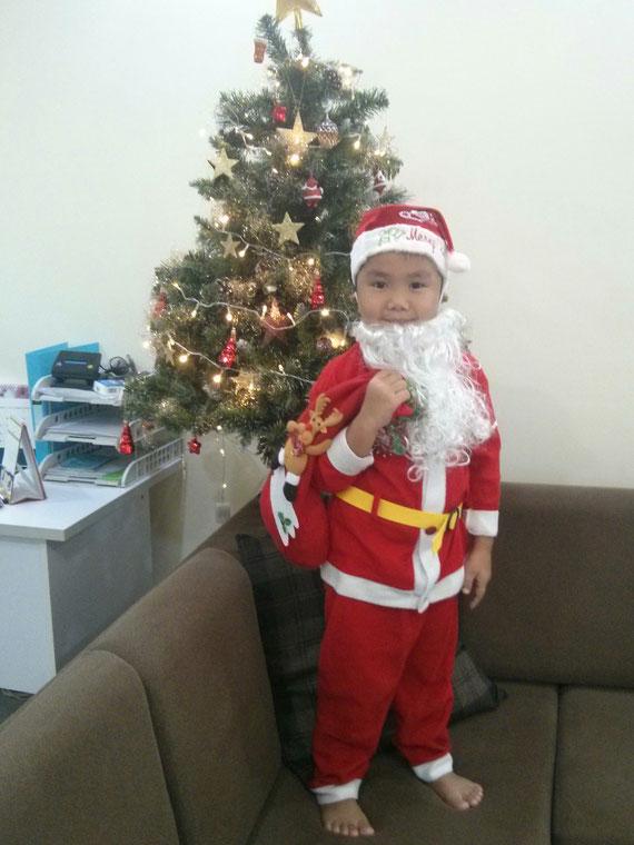 Santa Dung