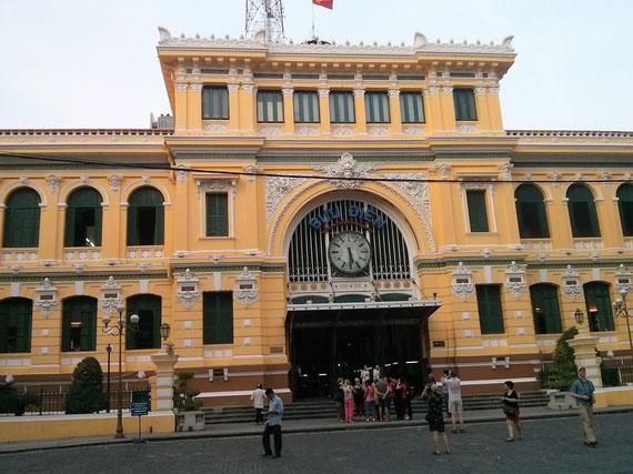 Saigon Hauptpostamt