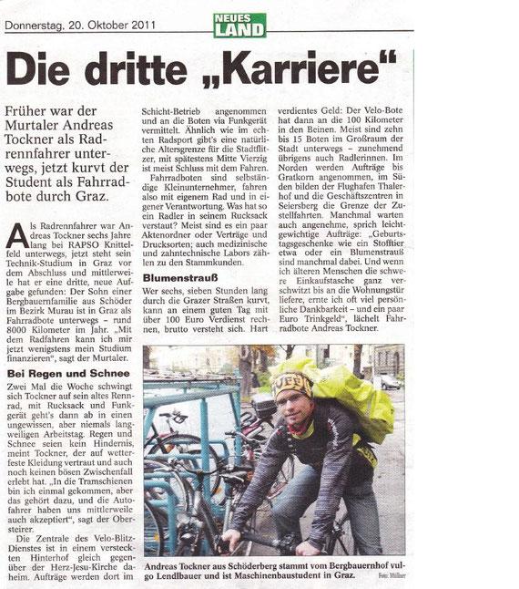 Neues Land Bauernbundzeitung