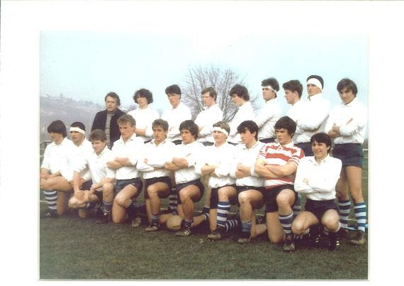 Les juniors champions de Normandie