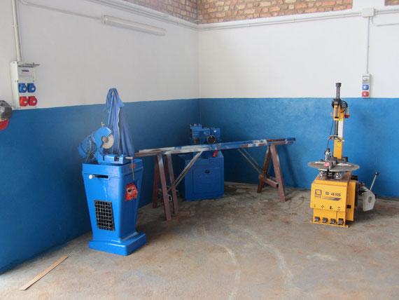 Alcune attrezzature - 2011