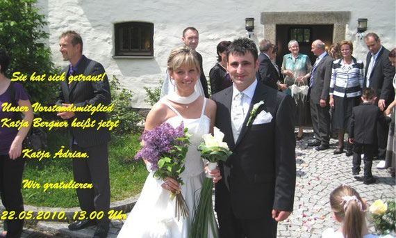 Katja und Maik Adrian