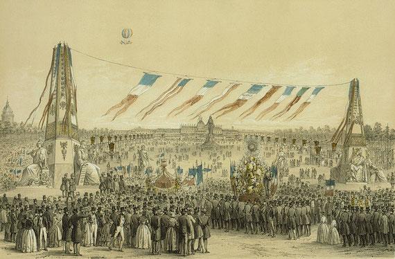 Champs de Mars 1848