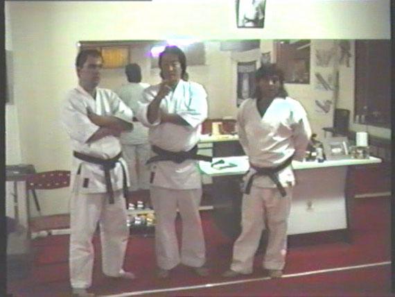 Sensei F: Cuzz.  Sadanobu Tatsuto  e  Nicola Orobello anno  1992