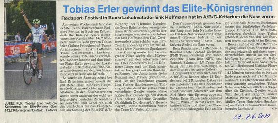 Quelle: Landshuter Zeitung vom 7.6.2011