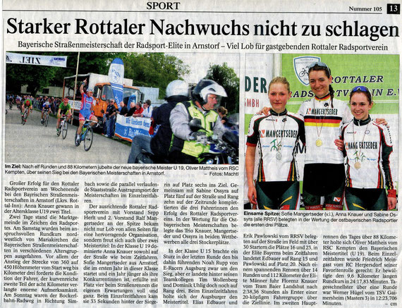 Quelle: Passauer Neue Presse 07.05.2013