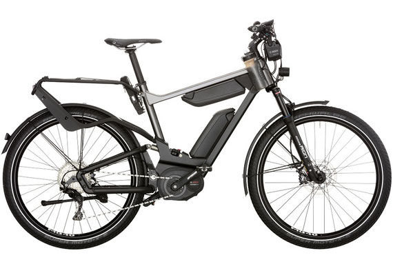 Riese & Müller Delite touring e-Bike ABS