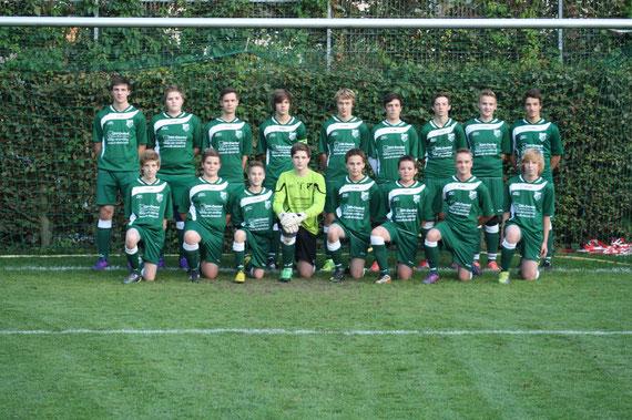 B1 Jugend SC Hardt 2012/13