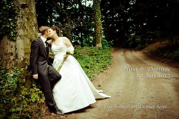 Hochzeit Nina & Dominic