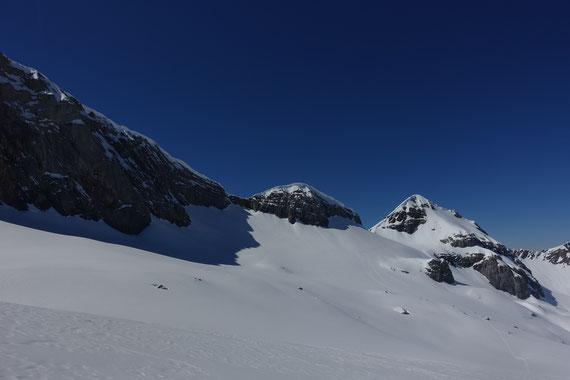 Skitour, Uri, Isenthal, Schlossstockfirn, Engelberger Rotstock, Rundtour, St. Jakob, Schweiz
