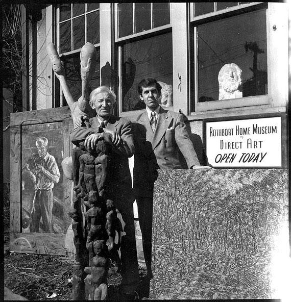 Samuel & Lawrence, 1950's