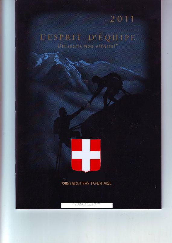 Esprit d'équipe pour la Savoie