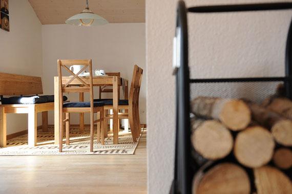 Durchgang von Wohnzimmer zur Küche