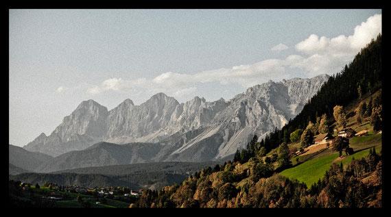 Dachstein Tauern Region