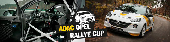 ADAC OPEL Rallye Cup 2013