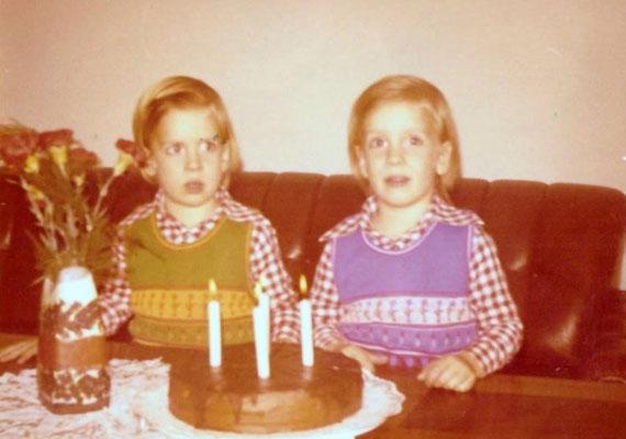 Meinen Zwillingsbruder und mich trennen nur 4 Minuten...