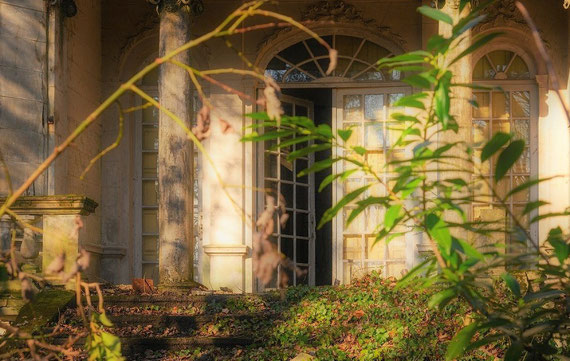 """War es eine Seele? Foto: pixabay.com - vielen Dank an """"Peter H"""" :)"""