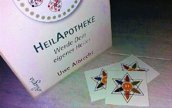 Die kleine innerwise Heilapotheke für zu Hause erhältlich im innerwise Shop...
