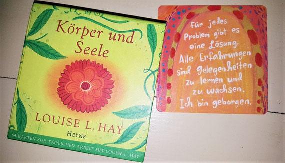 Körper und Seele von Louise L. Hay - Heyne-Verlag