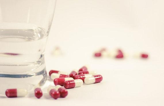 Viele sind auf Medikamente fixiert...