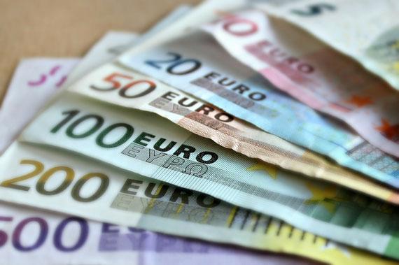 Ist Geld für Dich negativ behaftet? (Foto: pixabay.com)