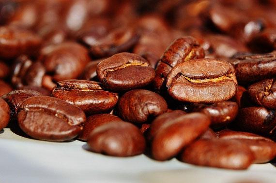 Ich liebe den Duft gerösteter Kaffeebohnen... (Foto: pixabay / Alexas Fotos)