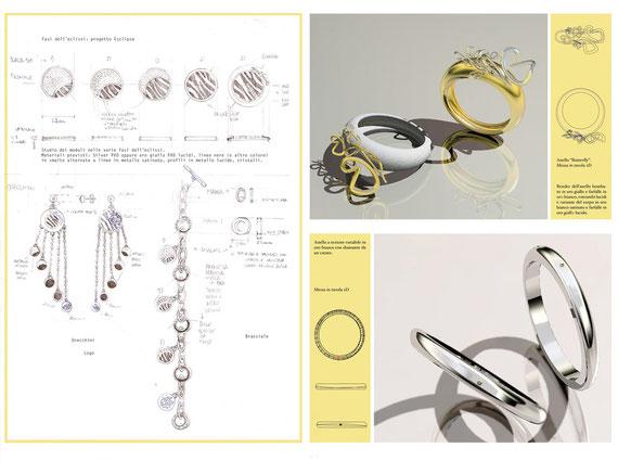 design del gioiello, ester motta