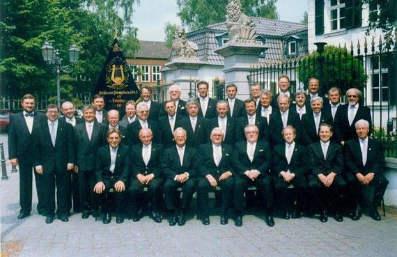 Der Städtische Gesangverein 1843 e.V. Erkelenz ( Aufnahme 1993)