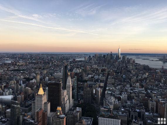 New York City - Rejse til New York