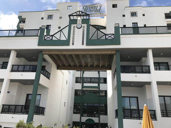 Hotel Green Field i Playa del Inglés