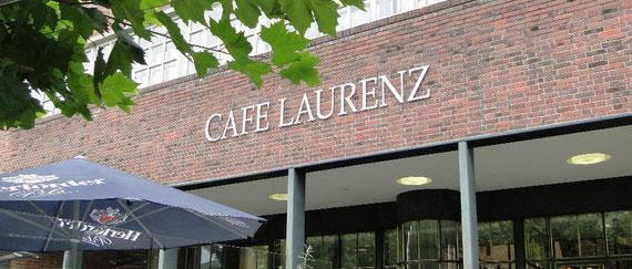 Cafe Laurenz im FOC
