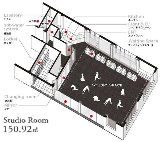 スタジオ見取り図