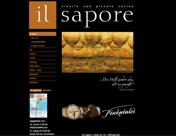 www.ilsapore.at