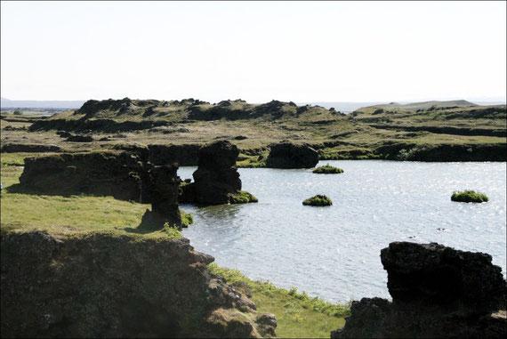 Myvatn-See