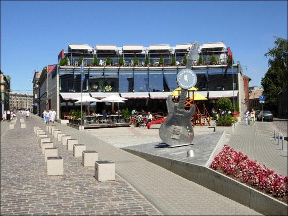 Hardrock-Café in Liepaja