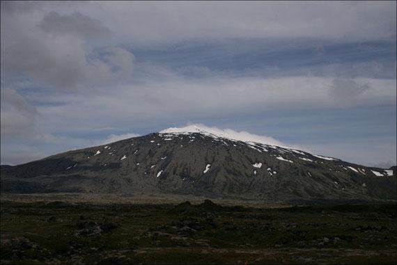 Mt. Snaefellsnes