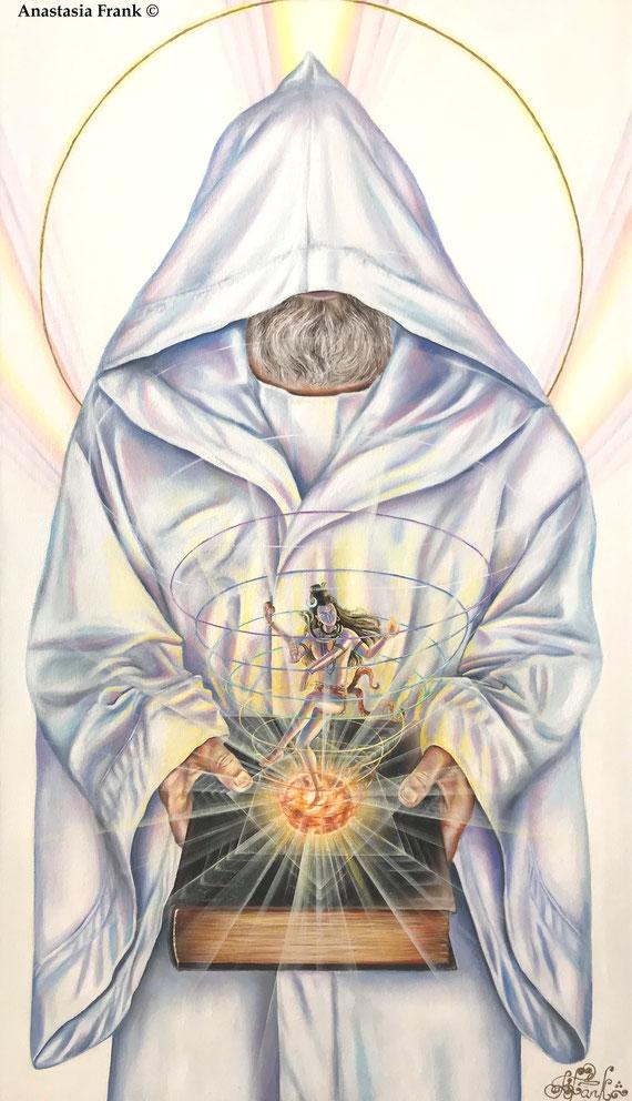 The Sacred Knowledge/Brahmavidya - Print