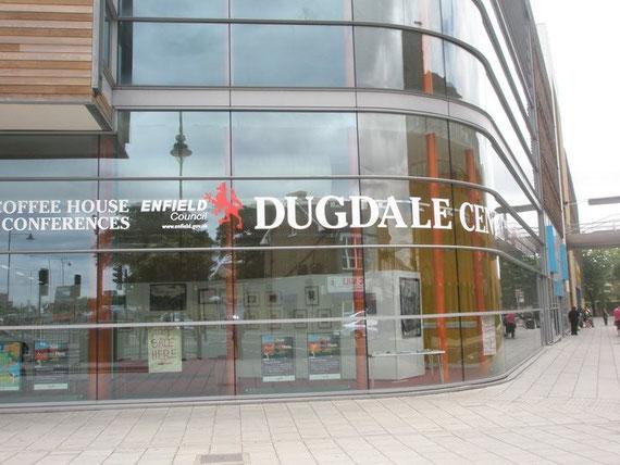 Dugdale centre Enfield(London)