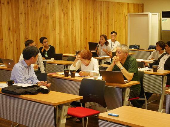 アジア太平洋地域のWTO研究者との共同研究ネットワーク定期会合。