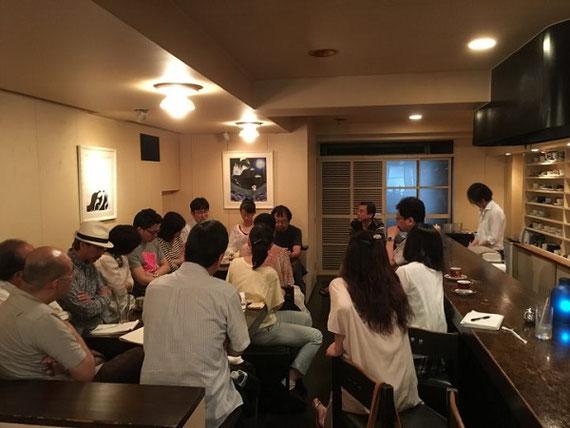 哲学カフェ(東京神田)
