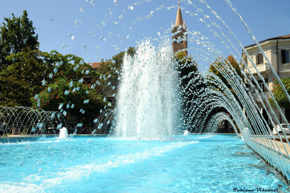Cattolica - fontana