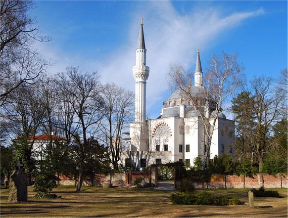 Sehitlik-Moschee in Berlin 2015