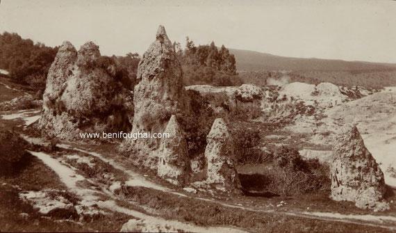 hammam meskoutin 1900