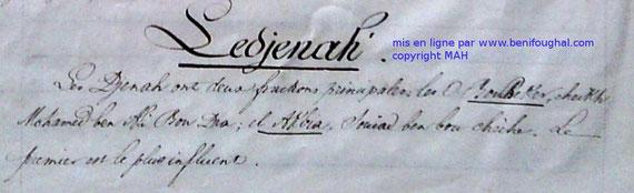 Djenah 1845