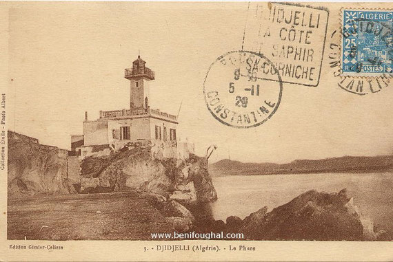 djidjelli le phare 1929