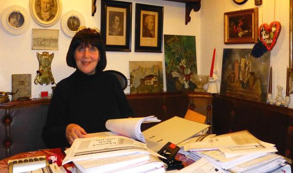 Renate Schönfuß-Krause, Autorin, Historikerin