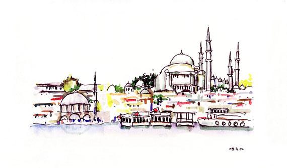 Moschee Suleymanyie